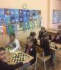 1-4 kl. šaškių turnyras