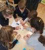 Būsimų penktokų pažintis su mokykla
