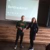 """Susitikimas su """"Misija Sibiras 2019"""" dalyviu"""