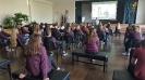 7-8 kl. mokinių susitikimas su sveikos gyvensenos treneriu