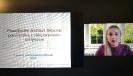 Virtuali psichologės Astos Blandės paskaita Justino Vareikio progimnazijos tėvams, mokytojams